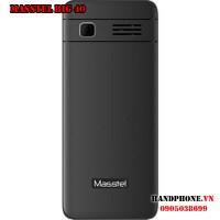 Masstel Big 40 Black Điện thoại cho người già