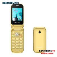 Masstel F12 Gold Điện thoại cho người già