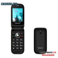 Masstel F12 Black Điện thoại cho người già