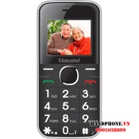 Masstel Fami 12 Black điện thoại dành cho người già