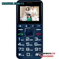 Masstel Fami C3 Navy Blue Điện thoại cho người già