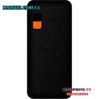 Masstel Fami C3 Black Điện thoại cho người già