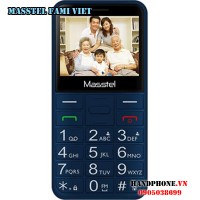 Masstel Fami VIET Navy Blue Điện thoại cho người già