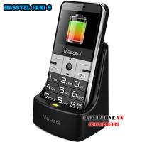 Masstel Fami S Black Điện thoại cho người già