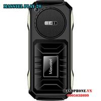 Masstel Play 20 Điện thoại cho người già