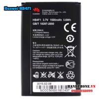 Pin Huawei HB4F1 1500 mAh cho bộ phát Wifi 3G