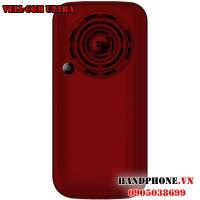 Vell-com Ultra Red Điện thoại dành cho người già