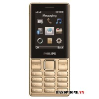 Philips E170 Gold Bluetooth Partner