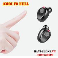 Tai nghe Bluetooth 5.0 Amoi F9 bản Full
