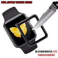 Kính cường lực 3D Full màn hình Cho Apple Watch 38mm