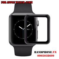 Kính cường lực 3D Full màn hình Cho Apple Watch 42mm