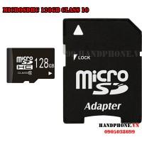 Thẻ nhớ MicroSDHC 128GB Class 10