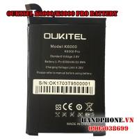 Pin Oukitel K6000 K6000Pro 6000mAh