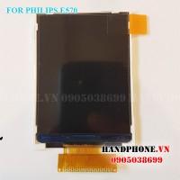 Thay màn hình LCD Philips Xenium E570