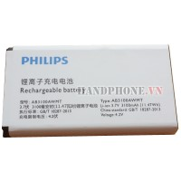 Pin Philips Xenium E560 3100 mAh