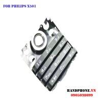 Thay bàn phím điện thoại Philips Xenium X501
