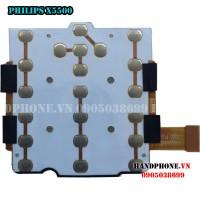 Bo mạch bàn phím điện thoại Philips X5500