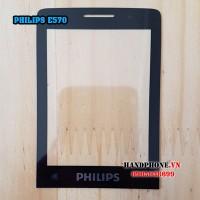 Thay mặt kính điện thoại Philips Xenium E570