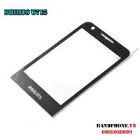 Thay mặt kính điện thoại Philips W715