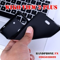 Ốp lưng Silicon TPU cho Wiko View 2 Plus