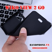 Ốp lưng Silicon TPU cho Wiko View 2 Go