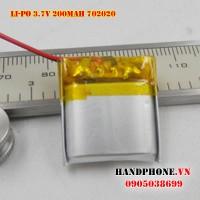 Pin Li-Po 3.7V 702020 200mAh