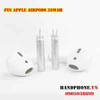 Pin thay thế cho tai nghe Bluetooth Apple Airpods