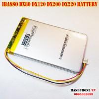 Pin 3.8V thay thế cho máy nghe nhạc IBasso DX80 DX120 DX200 DX220