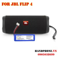 Pin loa Bluetooth JBL Flip 4
