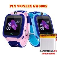 Pin thay thế cho Wonlex GW600S điện thoại đồng hồ định vị trẻ em
