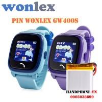 Pin thay thế cho Wonlex GW400S điện thoại đồng hồ định vị trẻ em