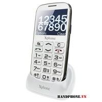 Viettel Xphone X20 White Điện thoại dành cho người già