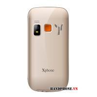 Viettel Xphone X20 Gold Điện thoại dành cho người già