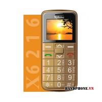 Viettel Xphone X6216 Điện thoại dành cho người già
