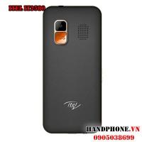 itel IT2580 Black Điện thoại dành cho người già
