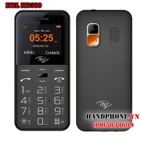 itel IT2580 Black Gold Điện thoại dành cho người già